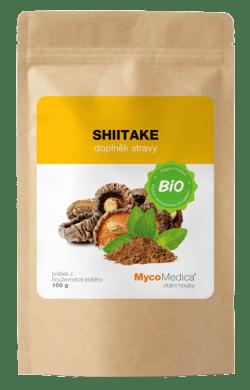 BIO Shiitake - prášek