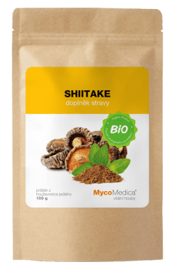 Shiitake-bio-powder